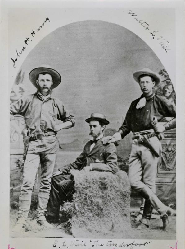 John_H_Harvey_Edward_L_Vail_Walter_L_Vail_Empire_Ranch_Arizona_1879