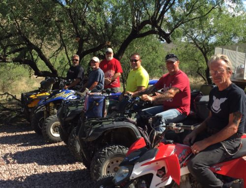 """Motorcycle & ATV adventures in sunny Arizona and """"memories that you will recall forever!"""""""