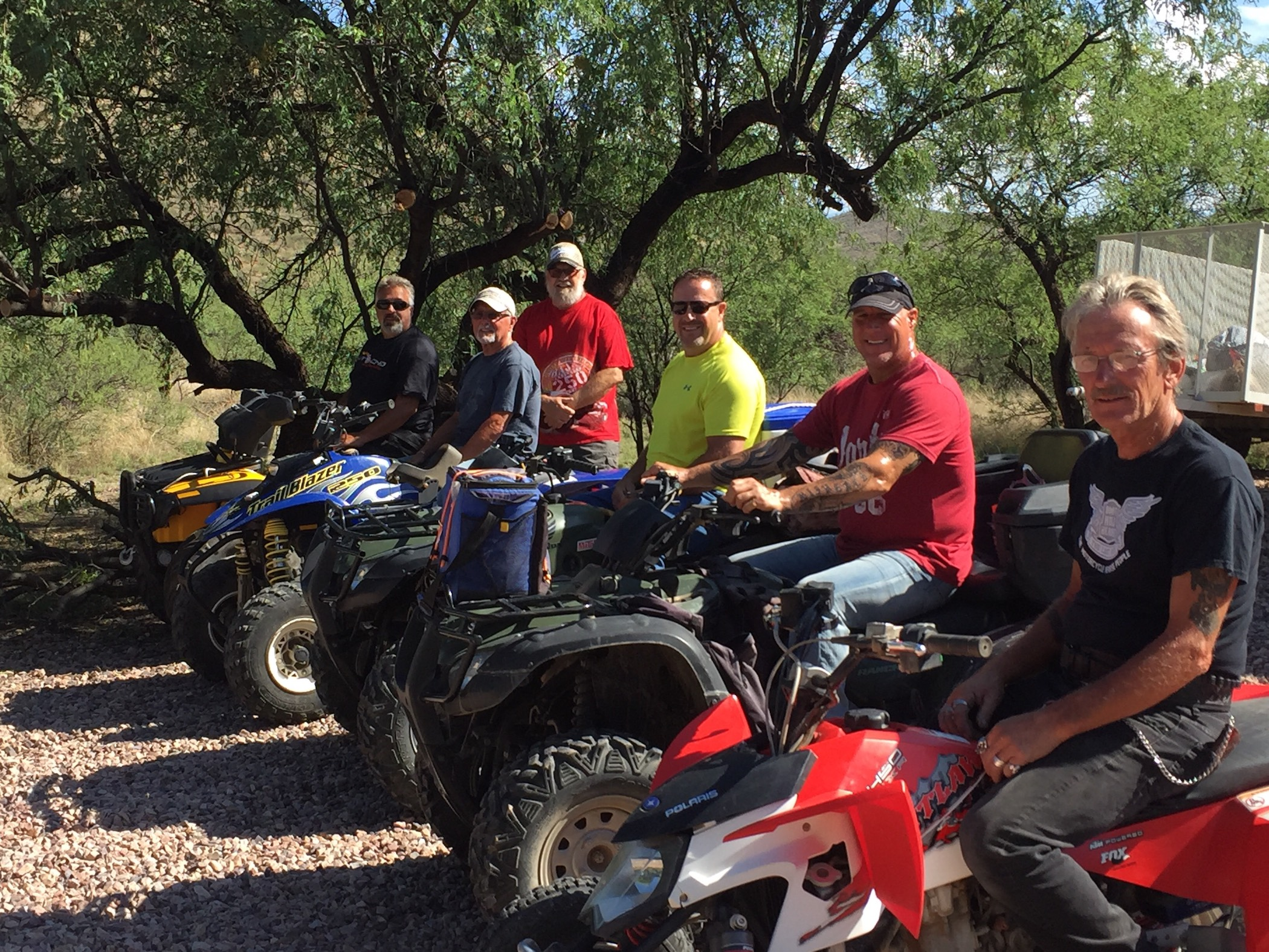 "Motorcycle & ATV adventures in sunny Arizona and ""memories that you will recall forever!"""