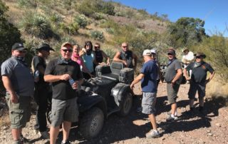 Arizona ATV adventure